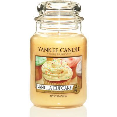 Yankee Candle Vanilla Cupcake 623g Doftljus