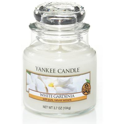Yankee Candle White Gardenia 104g Doftljus