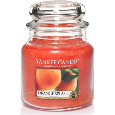 Yankee Candle Orange Splash 411g Doftljus