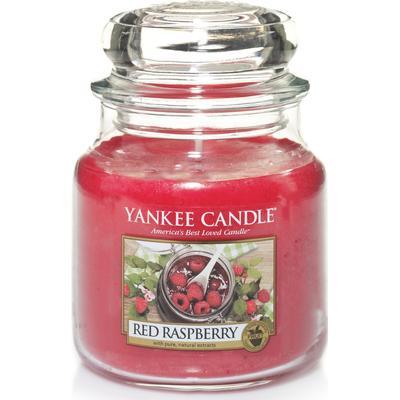 Yankee Candle Raspberry 411g Doftljus