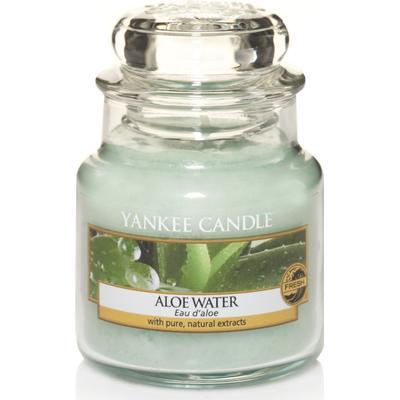Yankee Candle Aloe Water 104g Doftljus