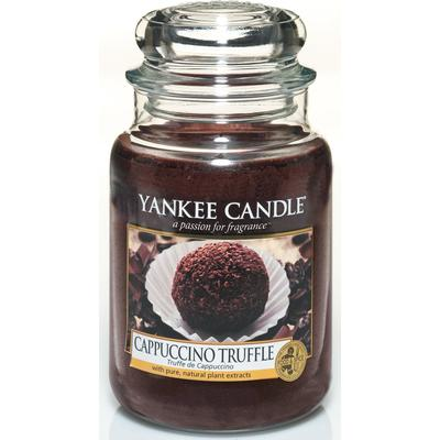 Yankee Candle Cappuccino Truffle 623g Doftljus
