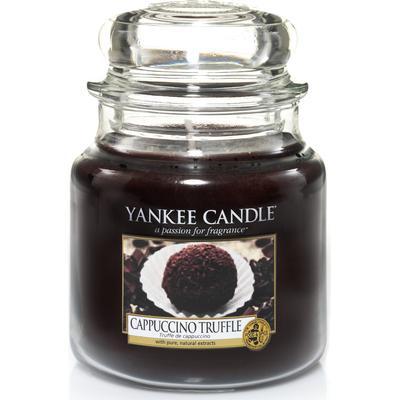 Yankee Candle Cappuccino Truffle 411g Doftljus