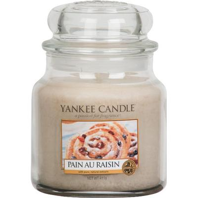 Yankee Candle Pain au Raisin 411g Doftljus