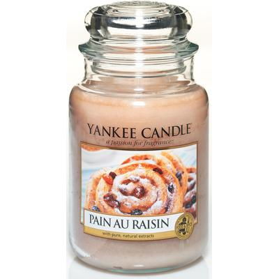Yankee Candle Pain au Raisin 623g Doftljus