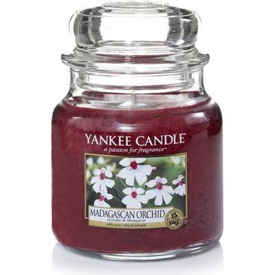 Yankee Candle Madagascan Orchid 411g Doftljus