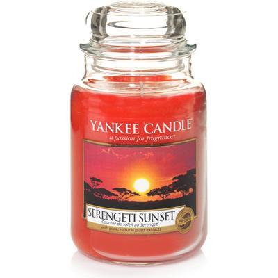 Yankee Candle Serengeti Sunset 623g Doftljus