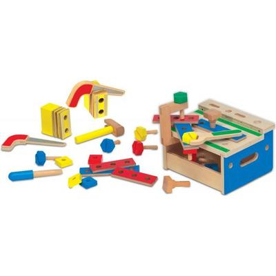 Melissa & Doug Hammer & Saw Tool Bench
