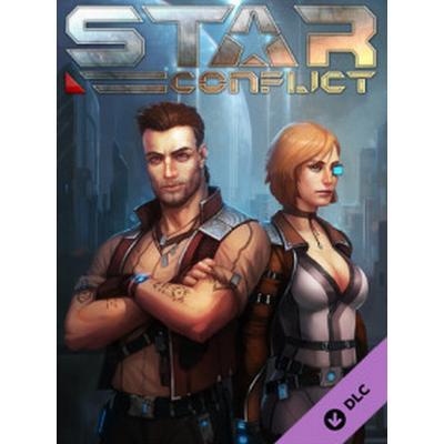 Star Star Conflict: Mercenary Pack - Elite Pilot