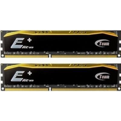 Team Group Elite Plus Black DDR4 2133MHz 2x4GB (TPKD48G2133HC15DC01)