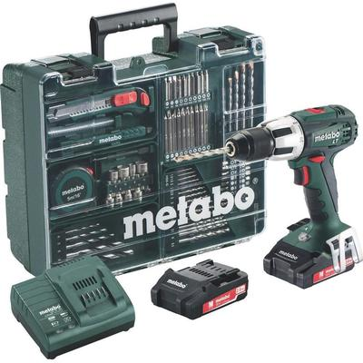 Metabo SB 18 LT Set (2x2.0Ah) (602103600)