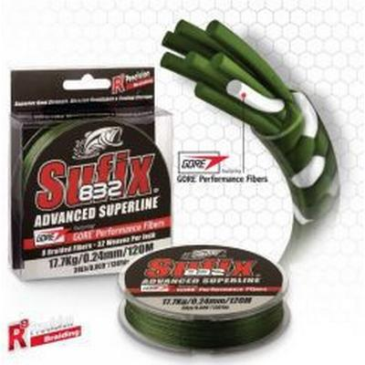 Sufix 832 Advanced Superline 0.33mm 1500m
