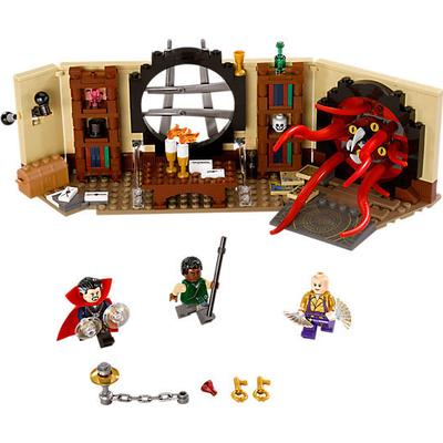 Lego Super Heroes Doctor Strange's Sanctum Sanctorum 76060