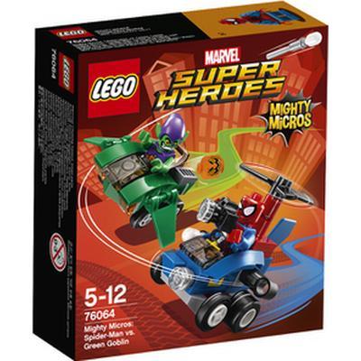 Lego Super Heroes Mighty Micros Spider Man vs Green Goblin 76064