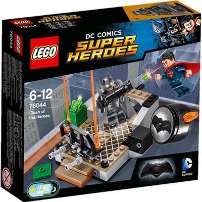 Lego Super Heroes DC Comics Clash of the Heroes 76044