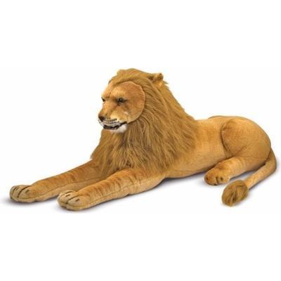 Melissa & Doug Lion Giant Stuffed Animal