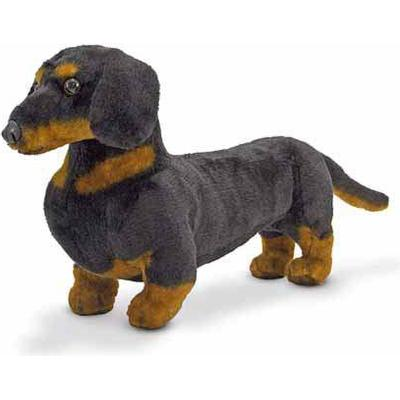 Melissa & Doug Dachshund Dog Giant Stuffed Animal