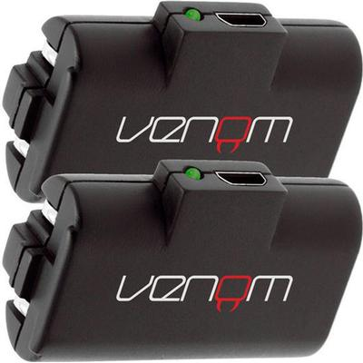 Venom Twin play & charge Rechargable Battery Pack (Xbox One)