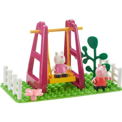 Peppa Pig Playground Swing Construction Set