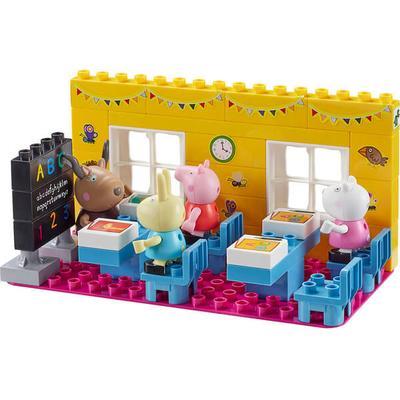 Peppa Pig Schoolhouse Construction Set