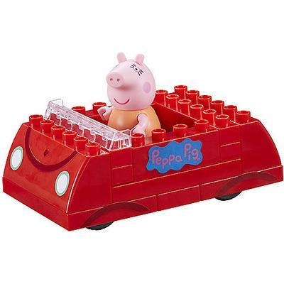Peppa Pig Family Car Construction Set