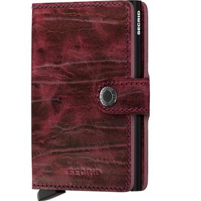 Secrid Mini Wallet - Dutch Martin Bordeaux