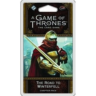 Fantasy Flight Games A Game Of Thrones: The Road to Winterfell (Engelska)