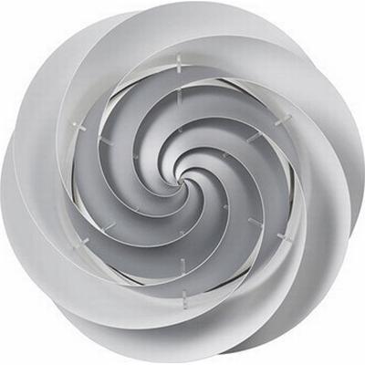 Le Klint Swirl 1320S Taklampa, Vägglampa