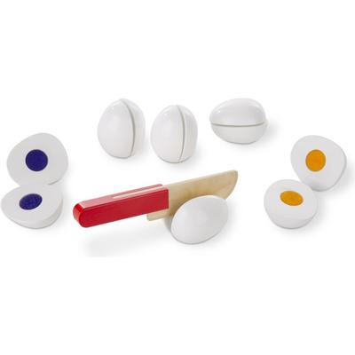 Melissa & Doug Slice & Sort Wooden Eggs