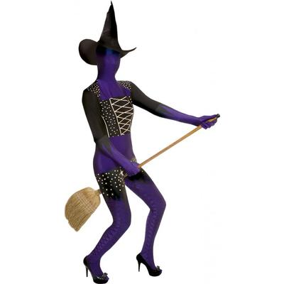 Morphsuit Purple Witch Morphsuit