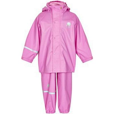 CeLaVi Basic Rain Suit - Cyclamen (1145)