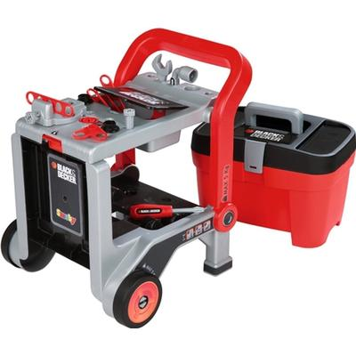 Smoby Children's Tool Box & Trolley