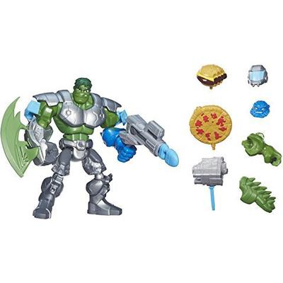 Hasbro Marvel Avengers Super Hero Mashers Smash Fist Hulk Figure B0678
