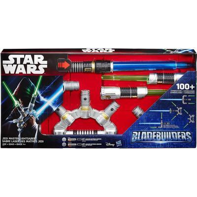 Hasbro Star Wars Bladebuilders Jedi Master Lightsaber B2949