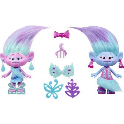 Hasbro Dreamworks Trolls Satin & Chenilles Style Set B6563