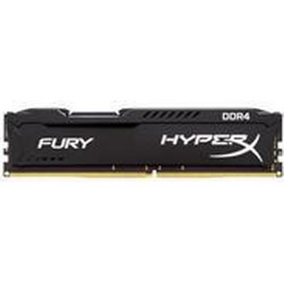 HyperX Fury Black DDR4 2666MHz 4x8GB (HX426C15FBK4/32)