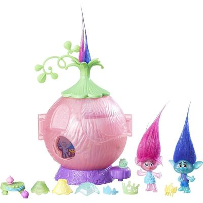 Hasbro Dreamworks Trolls Poppy's Coronation Pod B6560