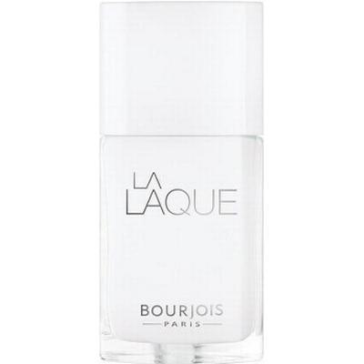 Bourjois La Laque Nail Enamel #01 White Spirit 10ml