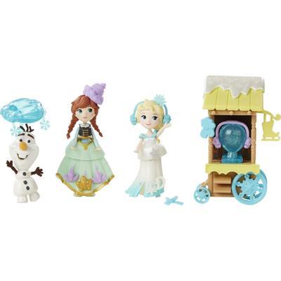 Hasbro Disney Frozen Little Kingdom Ice Skating Scene Set B5193