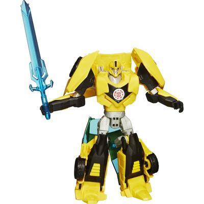 Hasbro Transformers Robots in Disguise Warrior Class Bumblebee Figure B0907