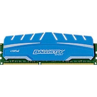 Crucial Ballistix Sport XT DDR3 1866MHz 4GB (BLS4G3D18ADS3CEU)
