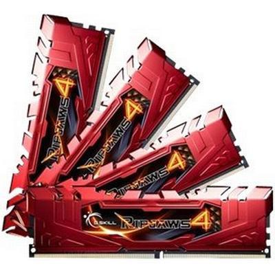 G.Skill Ripjaws 4 DDR4 2400MHz 4x8GB (F4-2400C15Q-32GRR)