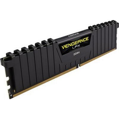 Corsair Vengeance LPX Black DDR4 2666MHz 8GB (CMK8GX4M1A2666C16)