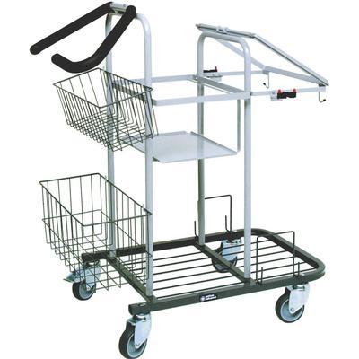 Nilfisk Stroller Wagon Economy Trolley