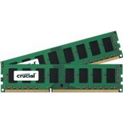 Crucial DDR3 1333MHz 2x4GB for Kingston (CT2KIT51264BA1339)