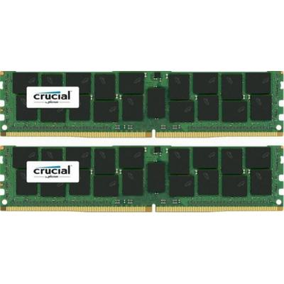 Crucial DDR4 2400MHz 2x32GB ECC (CT2K32G4LFD424A)