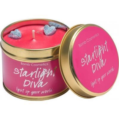 Bomb Cosmetics Aroma Candle Starlight Diva