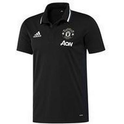 Adidas Manchester United Training Polo T-Shirt