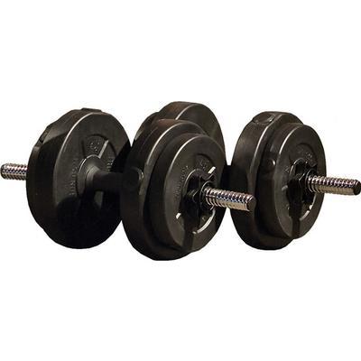 Iron Gym Adjustable Dumbbell Set 15kg