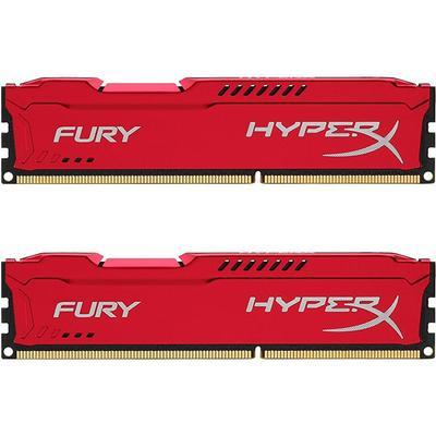 HyperX Fury Red DDR3 1600MHz 2x8GB (HX316C10FRK2/16)